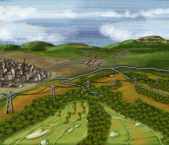 Descobrim el paisatge de Bonvilar